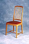 yew wood chair