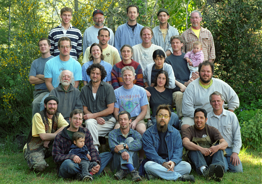 Class of 2002 group photo