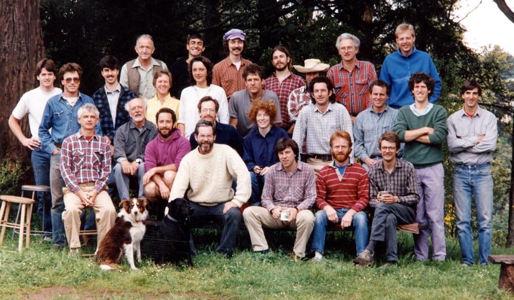 Class of 1989 group photo