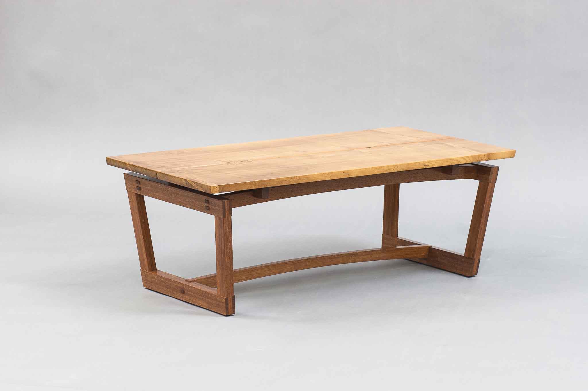 Coffee Table The Krenov School Of Fine Furniture