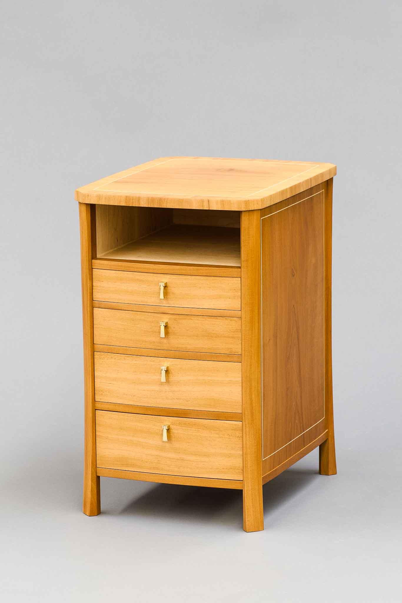 Book Cabinet 171 The Krenov School Of Fine Furniture