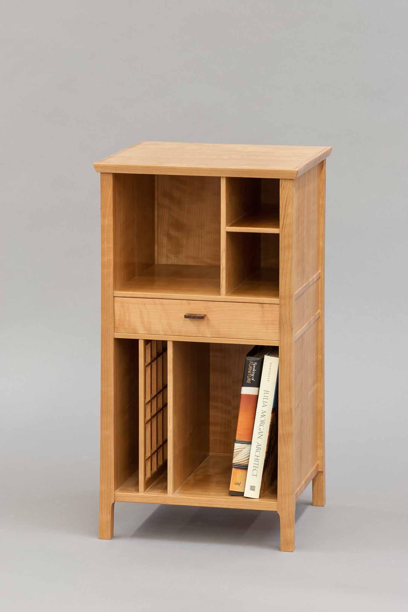 meet b4192 b6fde Bedside Bookcase « The Krenov School of Fine Furniture