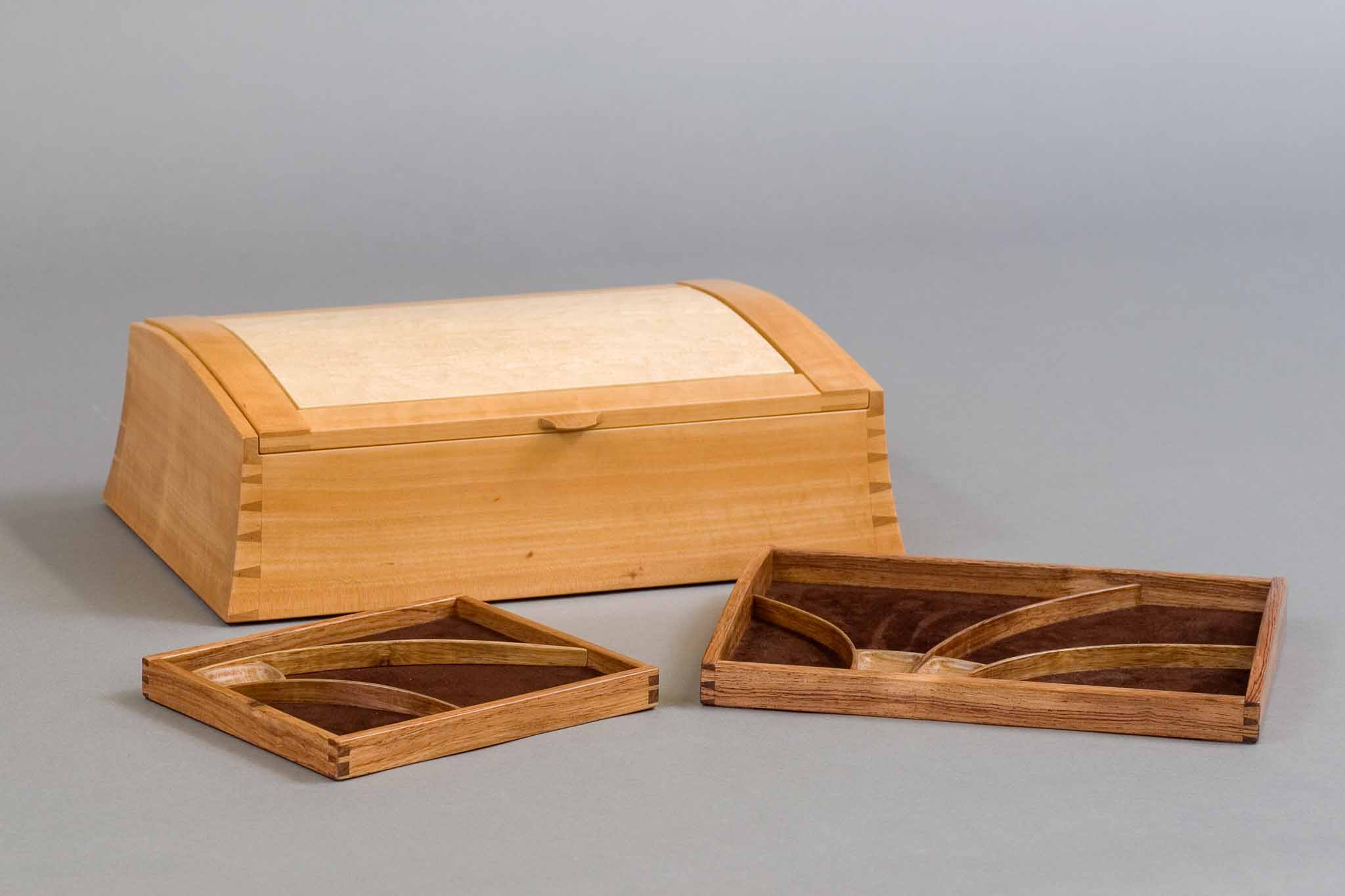 curved box