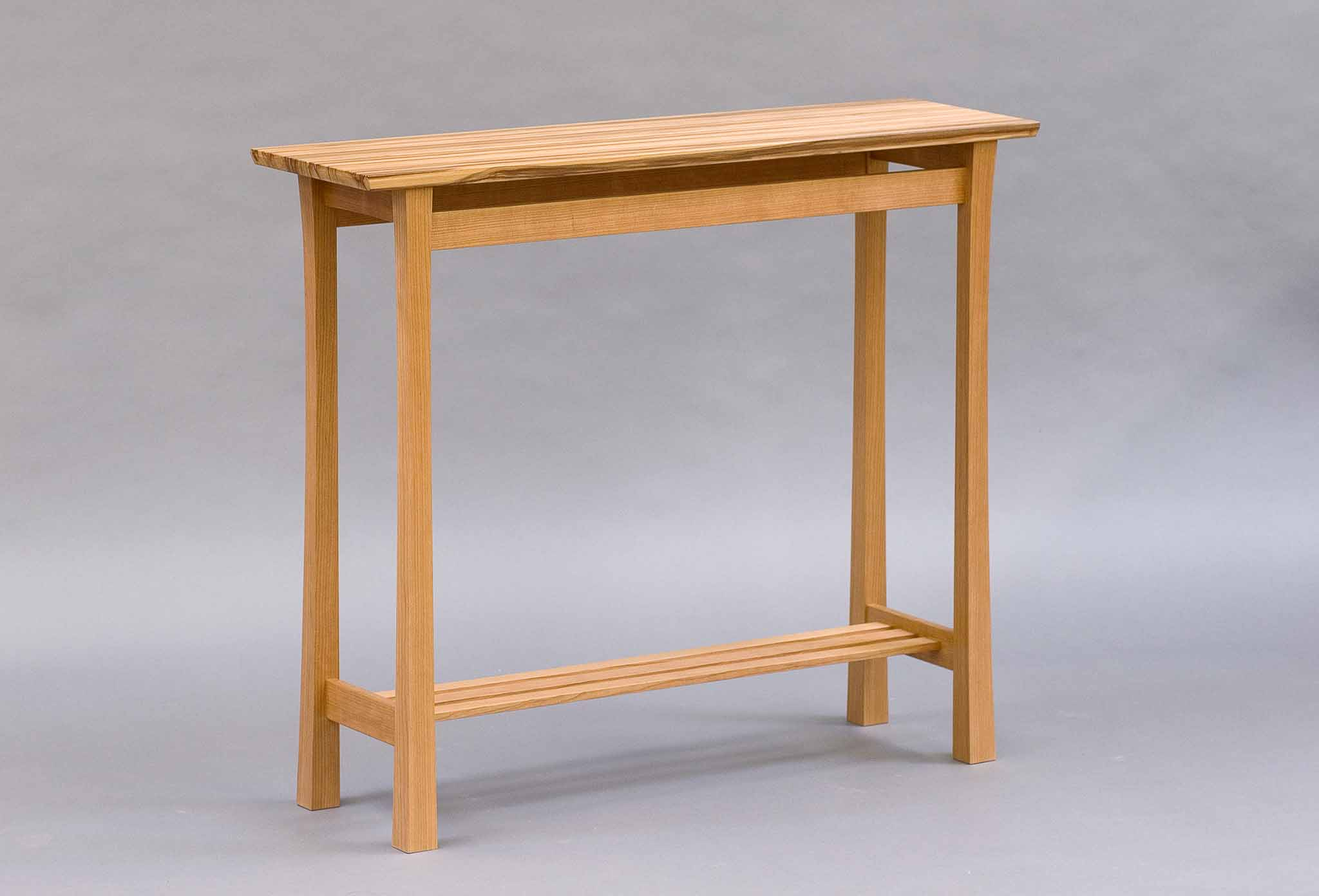 pasi cherry hall table