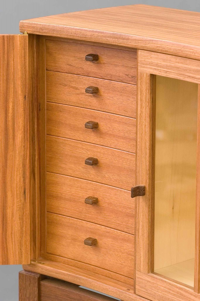 drawer bank