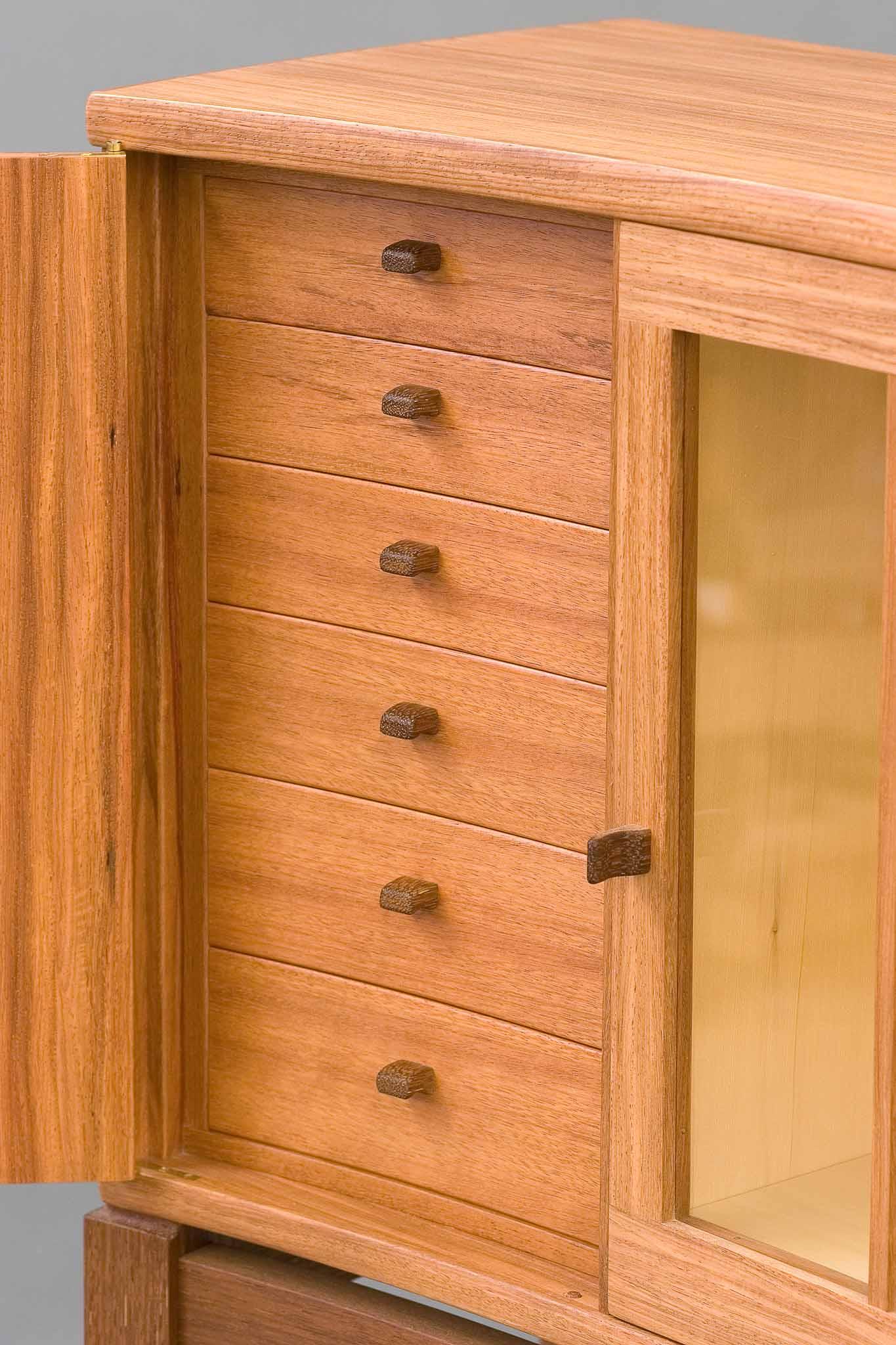drawer bank