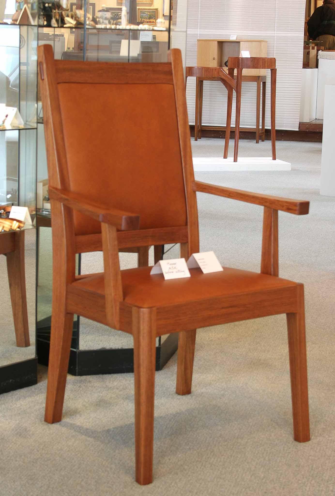 show chair