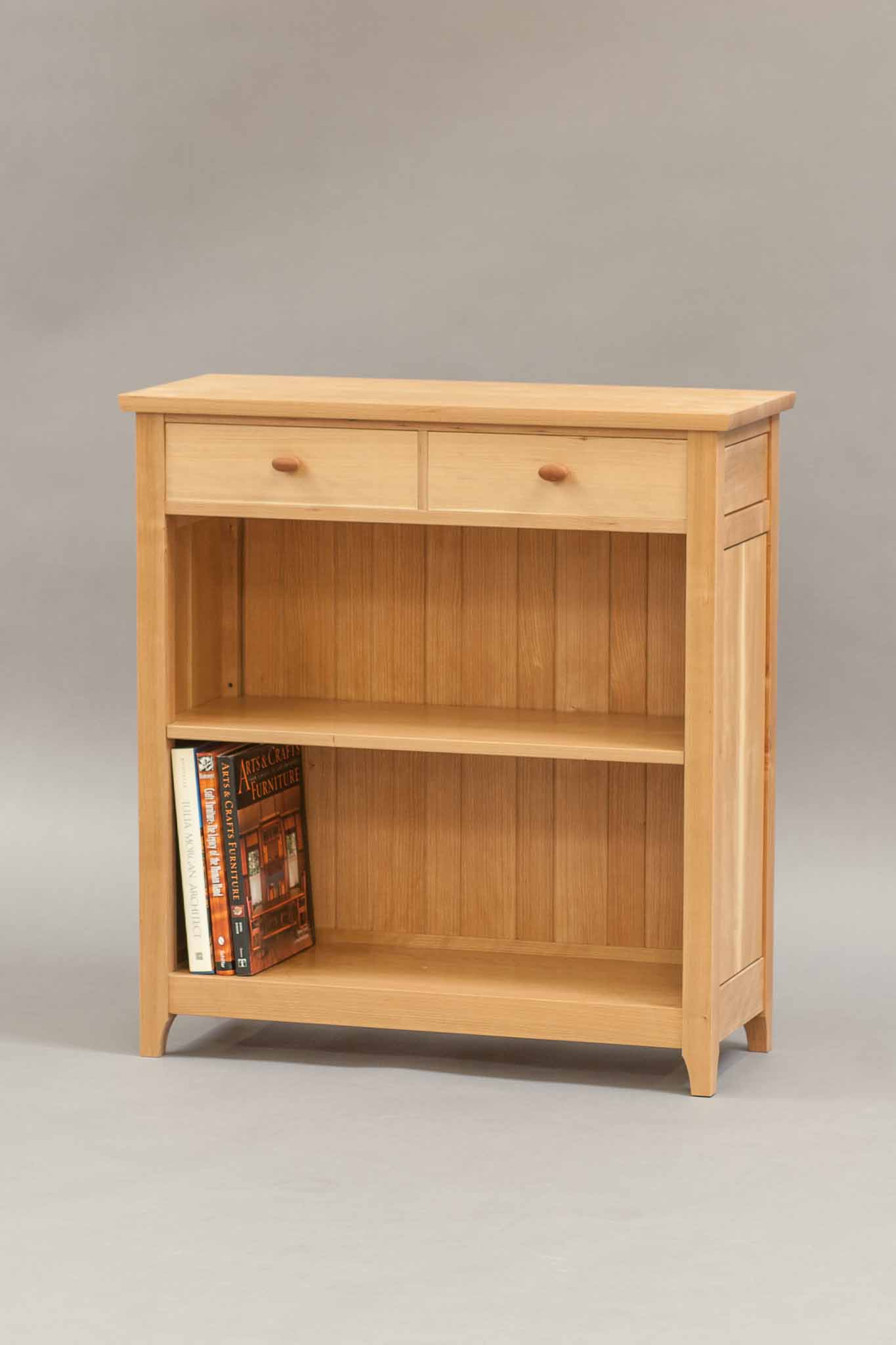 Bookcase with drawers the krenov school of fine furniture for Bookshelf with drawers