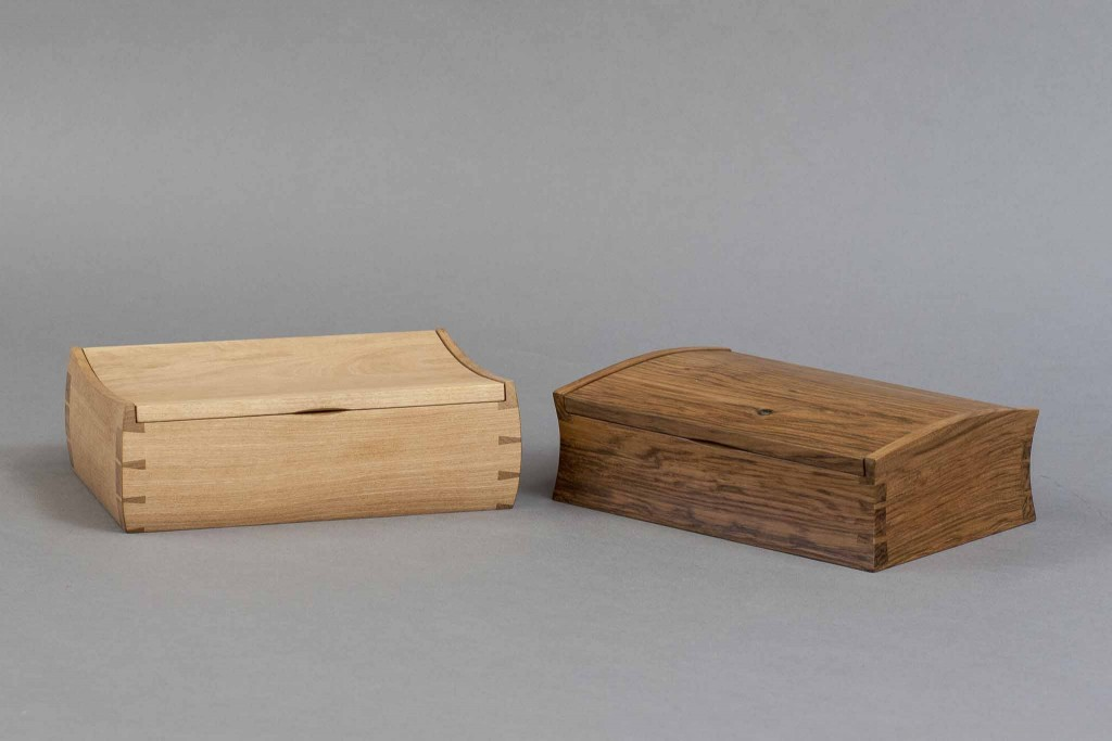 curved boxes