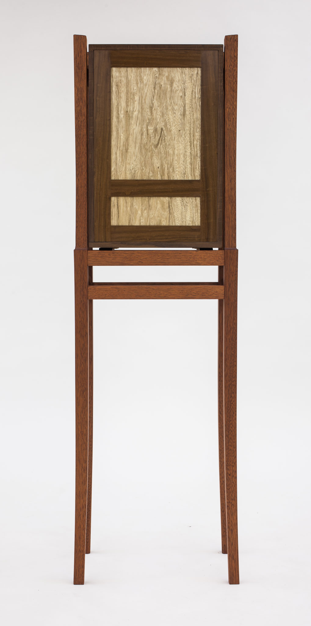 Forest Cabinet On A Stand 171 The Krenov School Of Fine