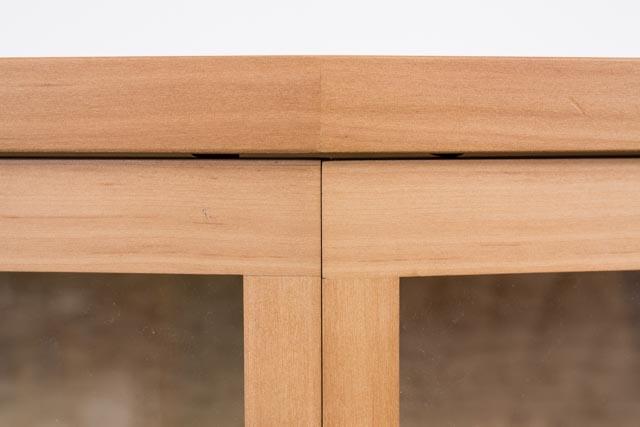 Showcase Cabinet 171 The Krenov School Of Fine Furniture