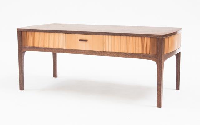 Sterns walnut table