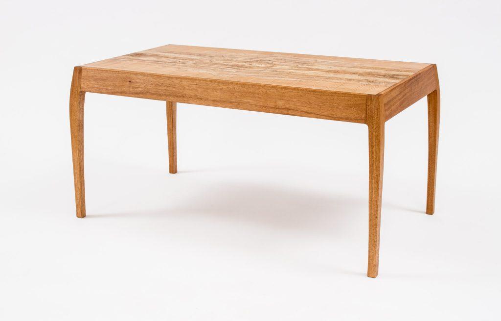 Veneer Spalted coffee table