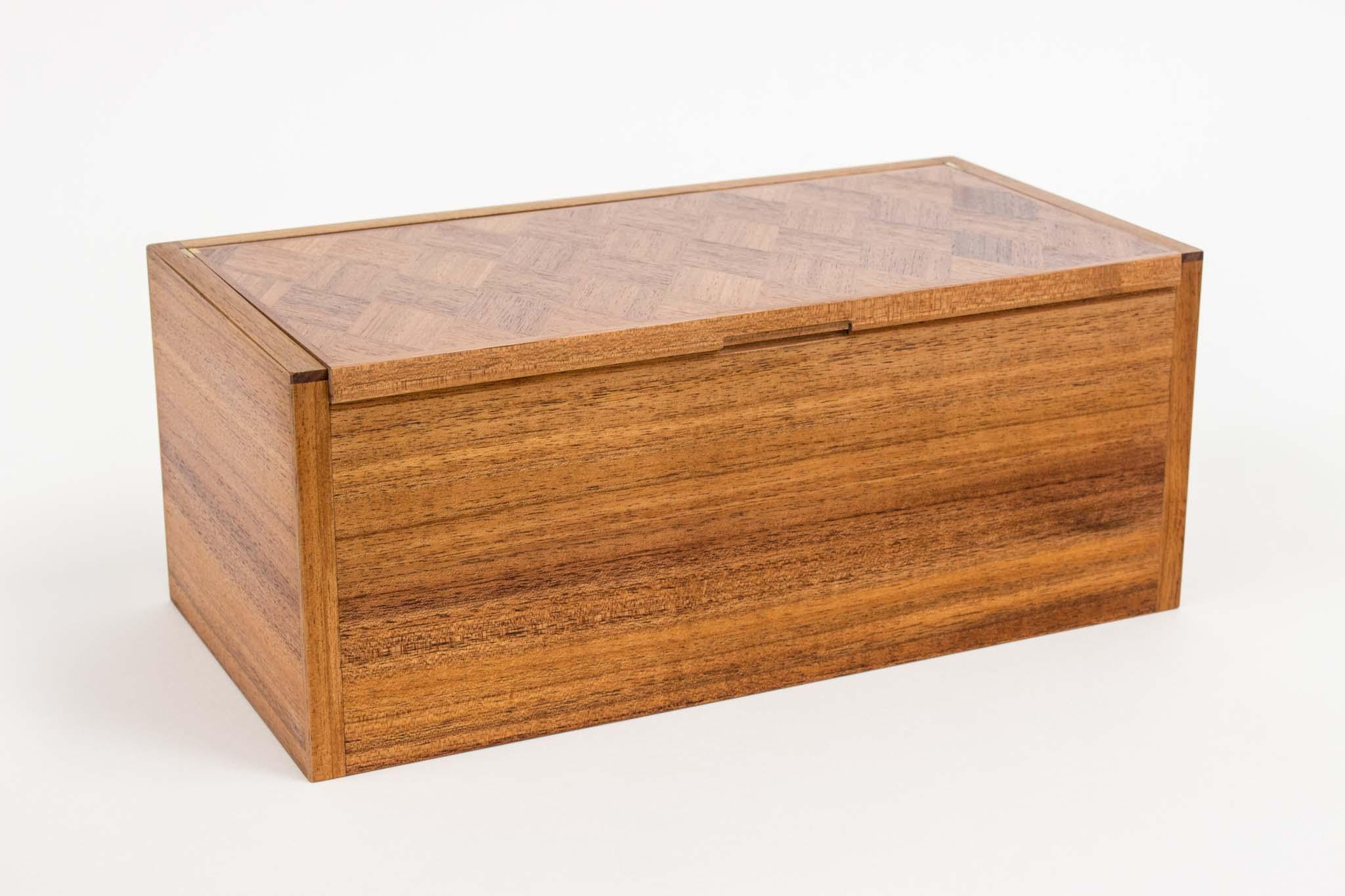 Parquetry box