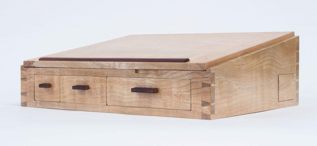 Cohen Writing Box 41 The Krenov School Of Fine Furniture