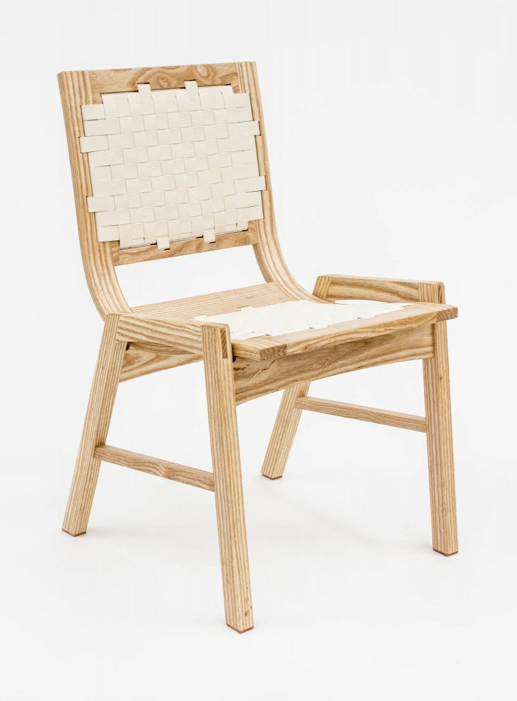 Bent Lam Chair