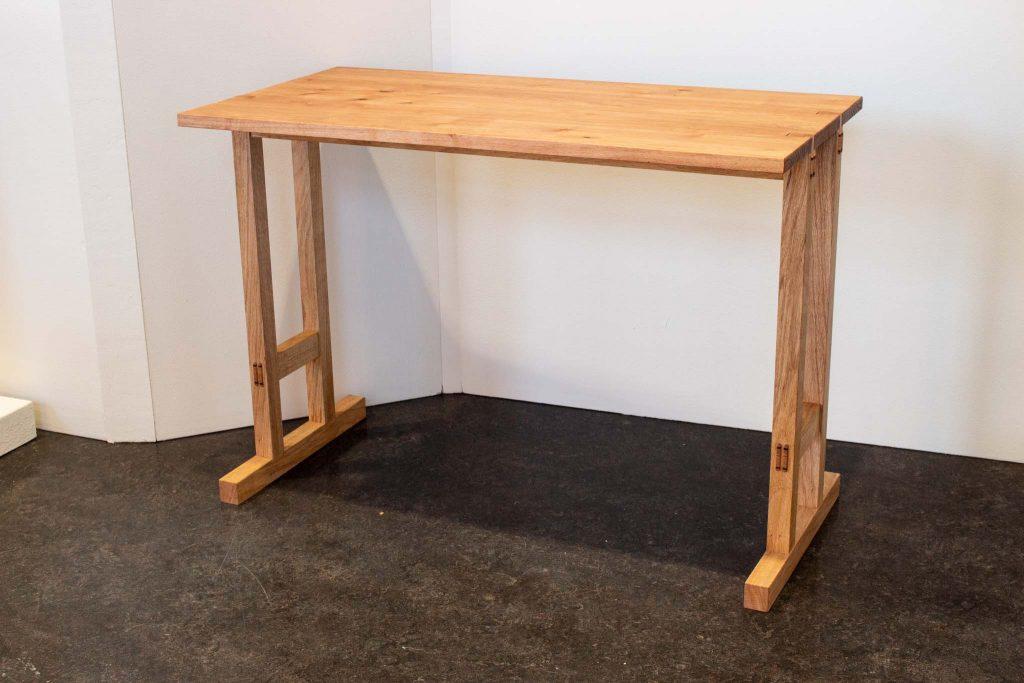 Acacia hall table