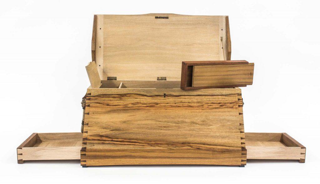 camphor sea chest