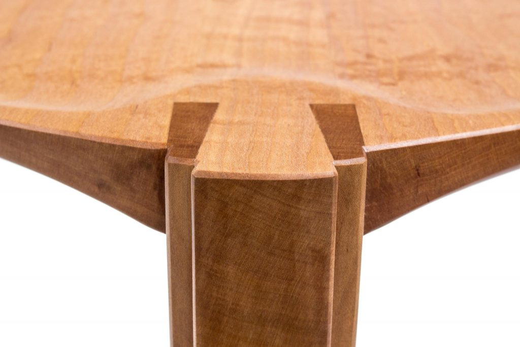 madrone accent table