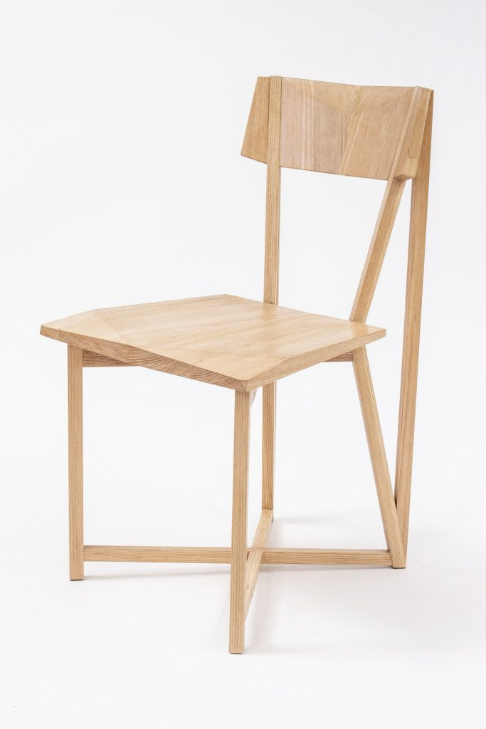 Dubin L Mays chair