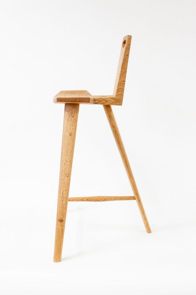 Jurden 3 leg stool