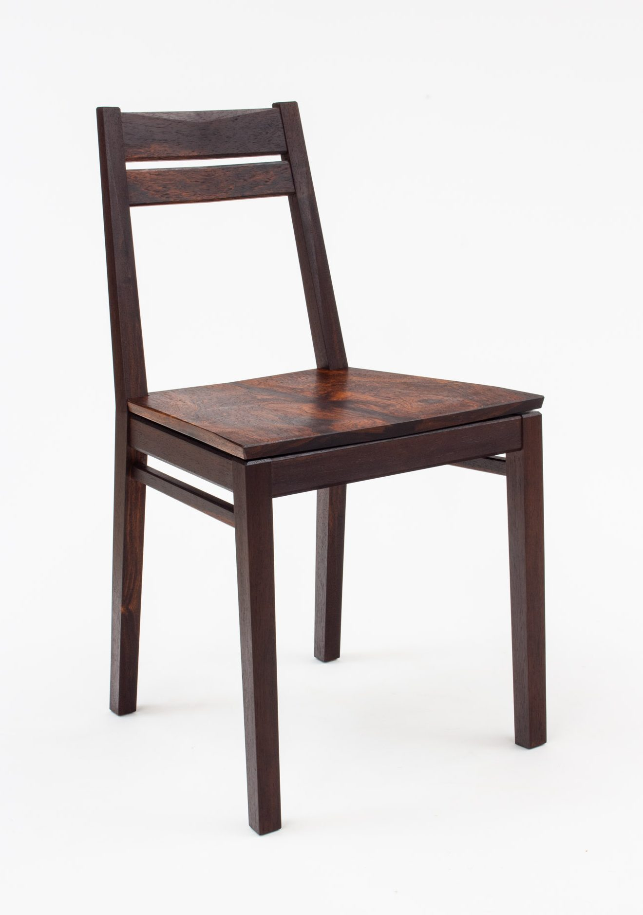 Nelson rosewood chair