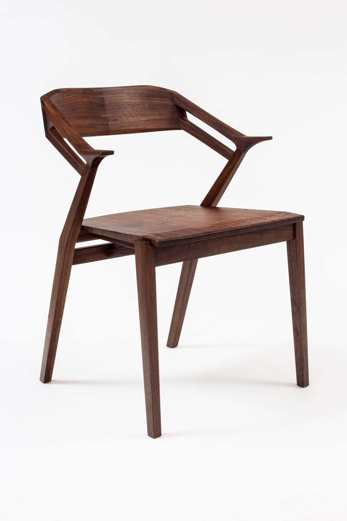 Watlington walnut chair
