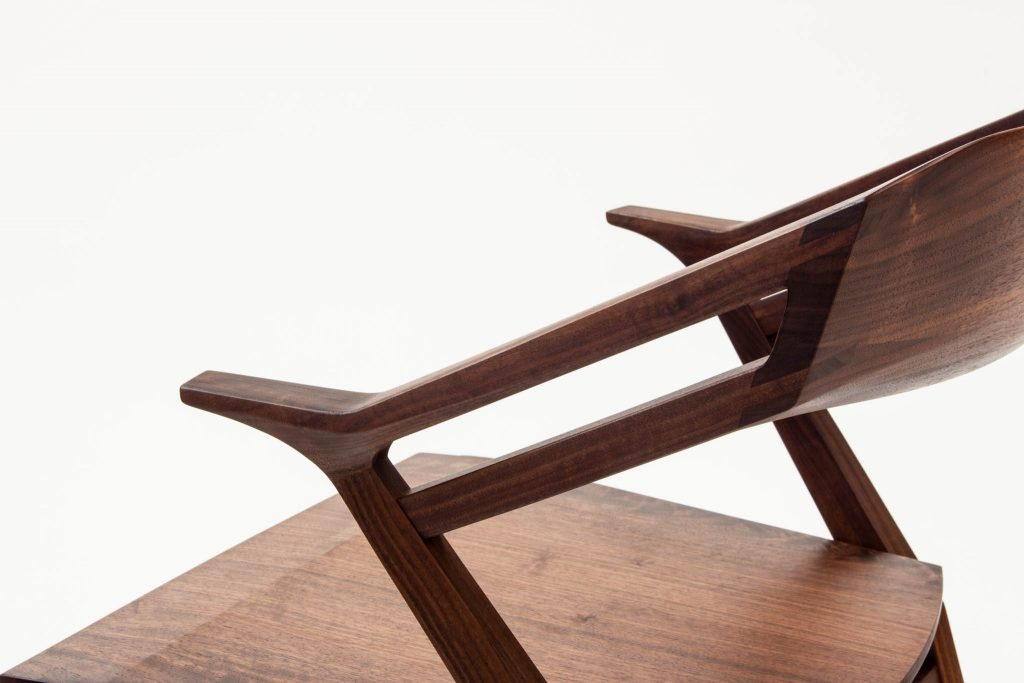 Watlington walnut chair