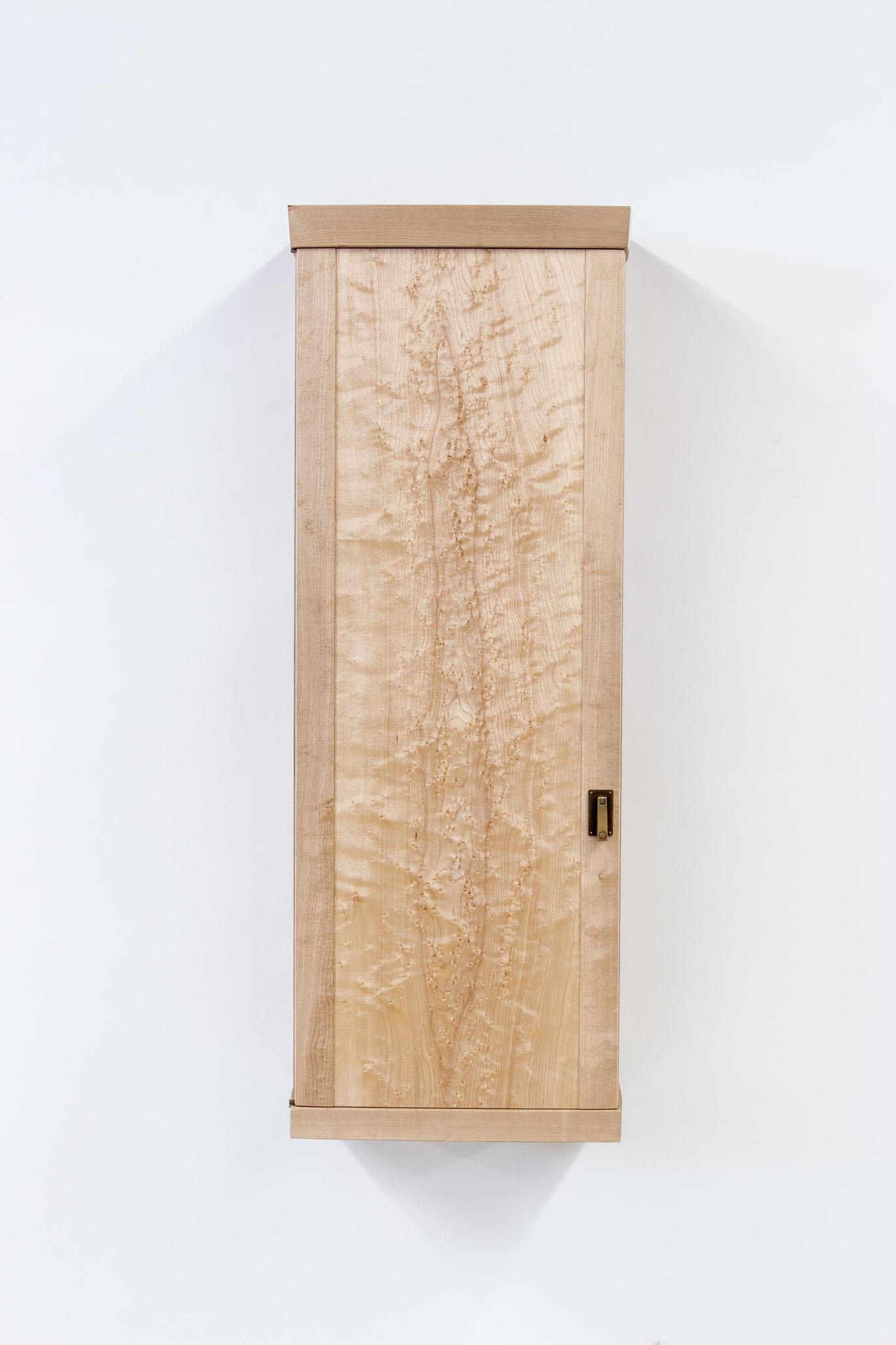 Loehrlein maple curved door cab
