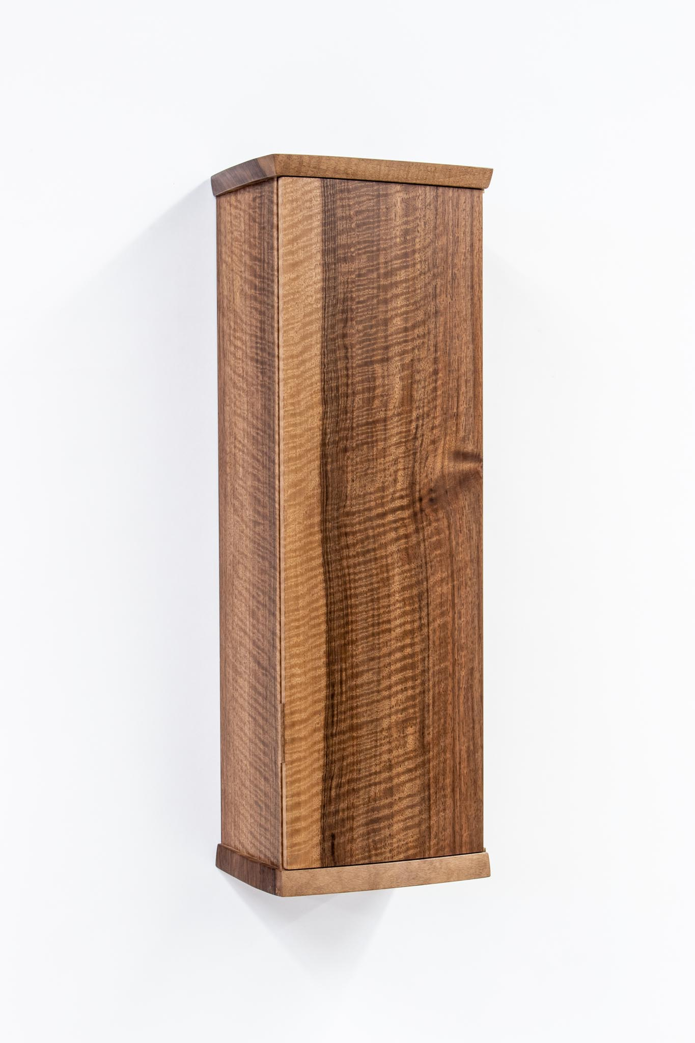 Shay's walnut wall cab