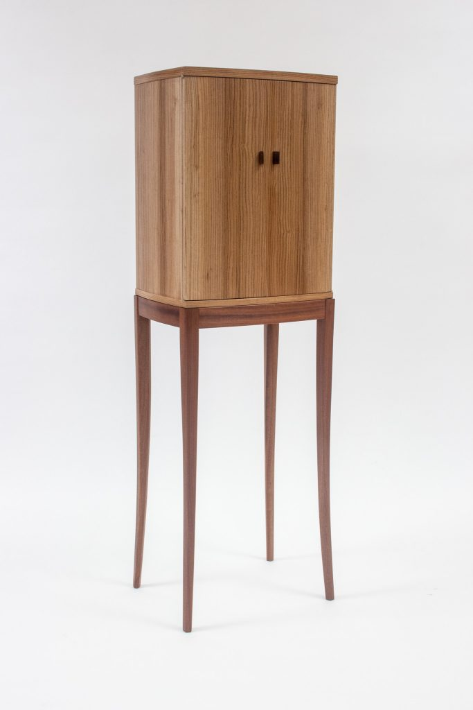 Johnson Cabinet on Stand